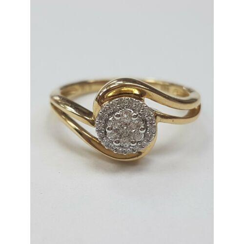 Gyémánt gyűrű, eljegyzési