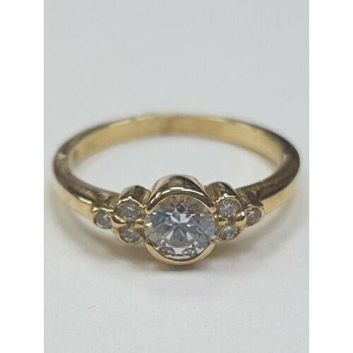 Eljegyzési gyűrű