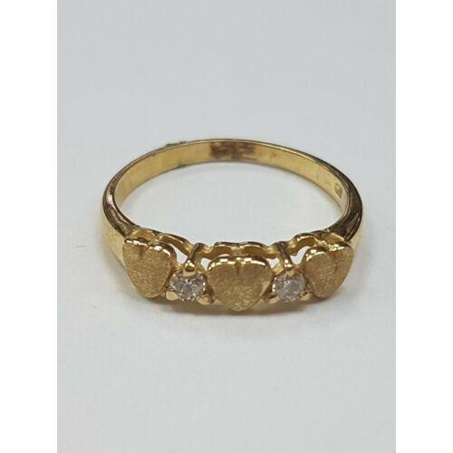 Szíves gyűrű