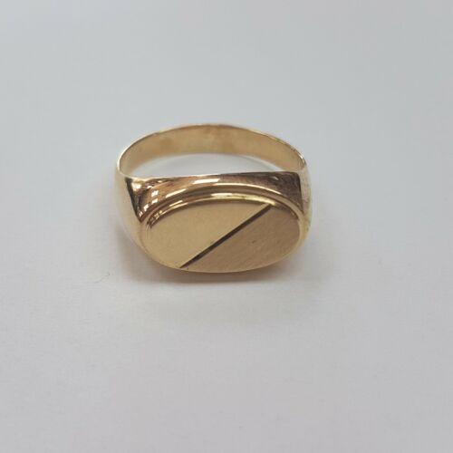 Férfi, pecsét gyűrű