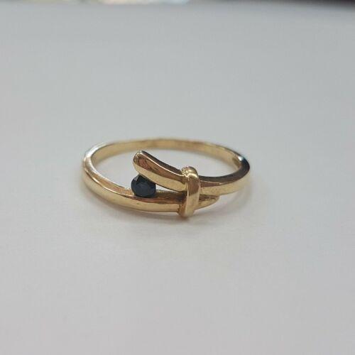 Ónix köves arany gyűrű