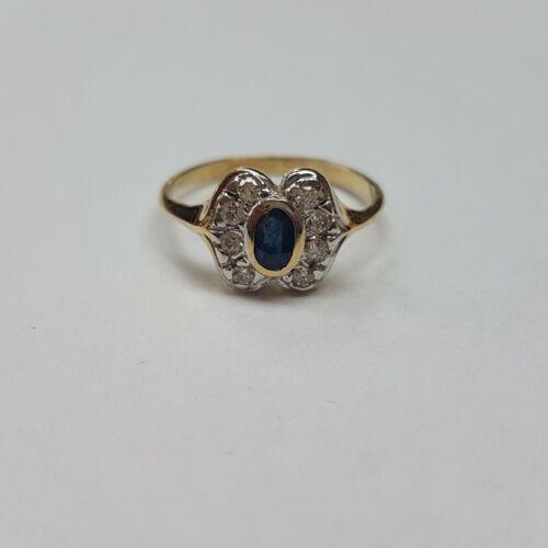Arany fekete köves gyűrű