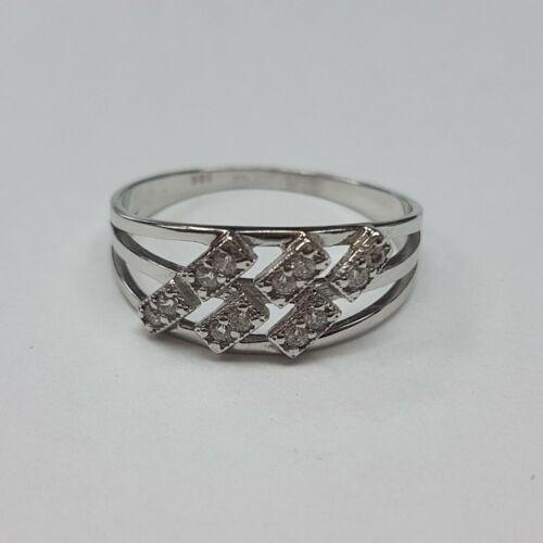 Fehérarany gyűrű