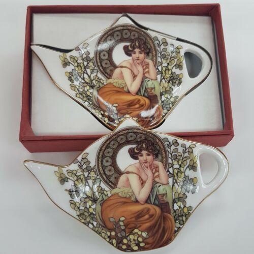 Mucha teafilter tartó