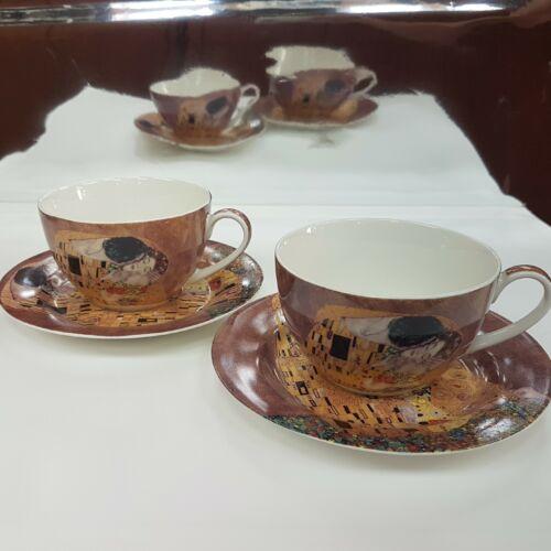 Klimt kétszemélyes teáskészlet