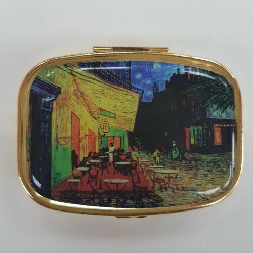 Vincent van Gogh gyógyszertartó, tükörrel