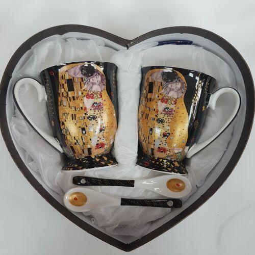 Klimt, kétszemélyes teáskészlet